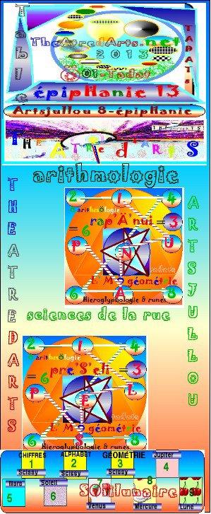 explorologie Ö artologie symbiose d'un prétentieux Ö cosmologie uruz