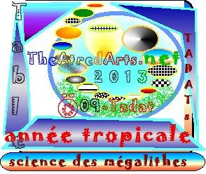 année-tropicale science Ë mégalithes