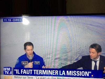 Spationaute céleste Ä l'océan du journalÖweb