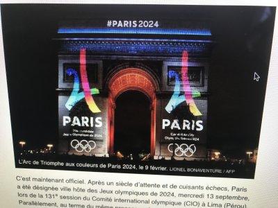 Ö Homme2017 Ä Paris2024 5anneaux