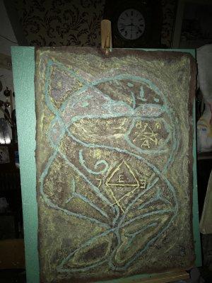 la magnétite solilunaire Ä stonehenge