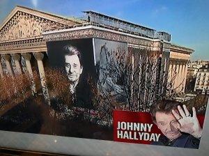 Ö PIAF de la rue Ä la madeleine de Johnny