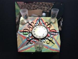 l'horloge Ä l'art Ö temps NËWgrange