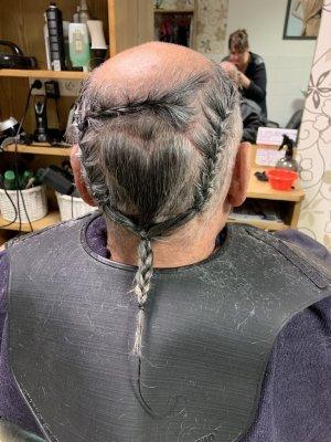 alchimie d'ËÜGÏÄ 'pataphysique tresse coiff