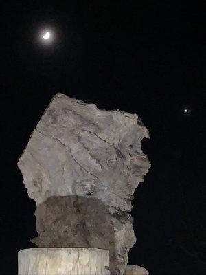 l'arbre-mondologie Ö zenith totem de Vaucel