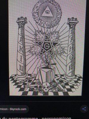Syndrome d'autodidacte Ë boulange ö pentagramme