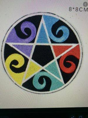 alchimie d'ÄTLÄNTÏDË7 Ö pentagramme de la glose
