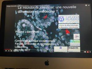 neuroscience Ö microbiote ELFES quantique