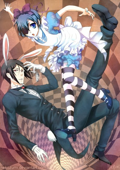 Ciel in Wonderland *W*