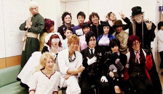 Kuroshitsuji The Musical I & II