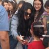 """Selena est partie en Bulgarie pour son nouveau film """"The Getaway"""""""
