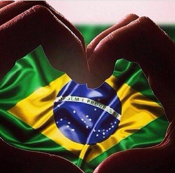 I love  you so much  brasil