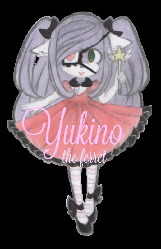 [Commande n°2] Yukino The Ferret