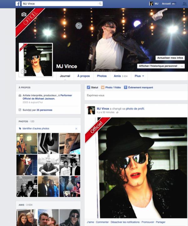 Je suis sur Facebook et toi ?
