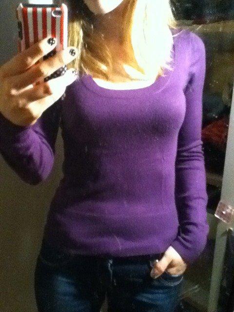 Pull violet