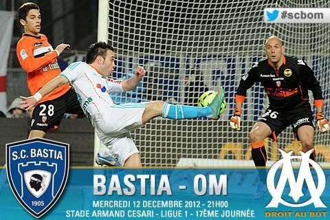 Bastia - OM