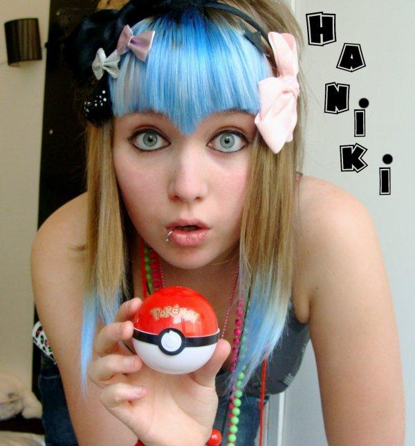 Pokémon attaque ... Bleu ! *0*
