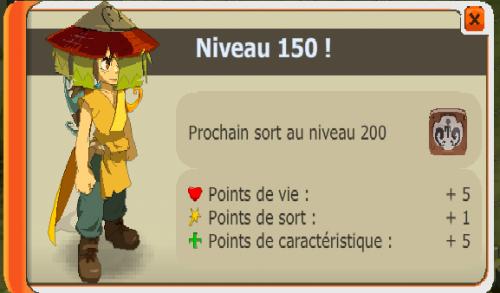 Up 150 Féca =)