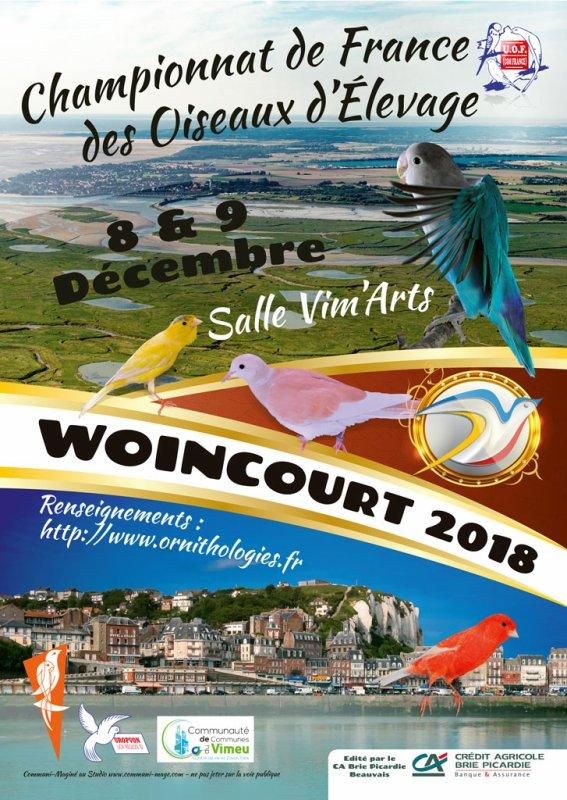 Championnat de France Woincourt