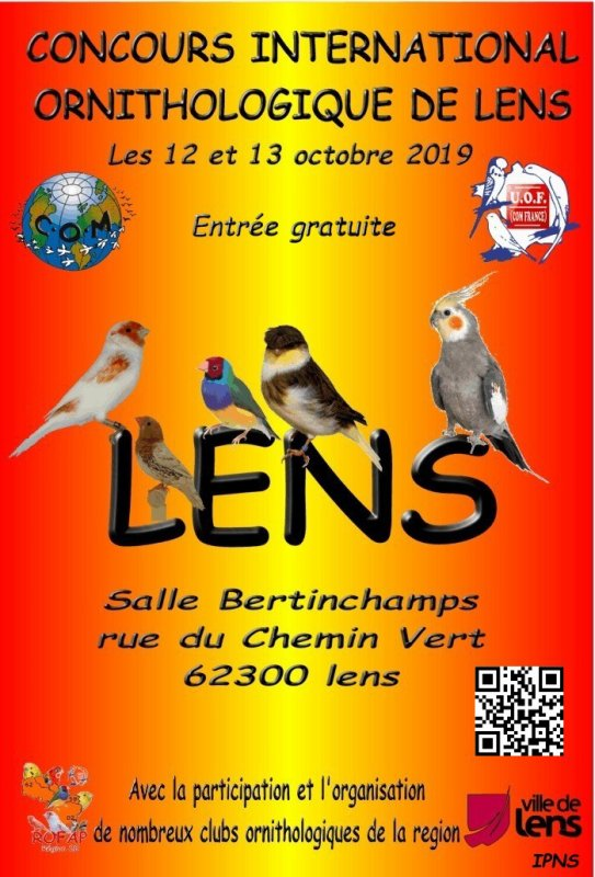 Concours international de Lens