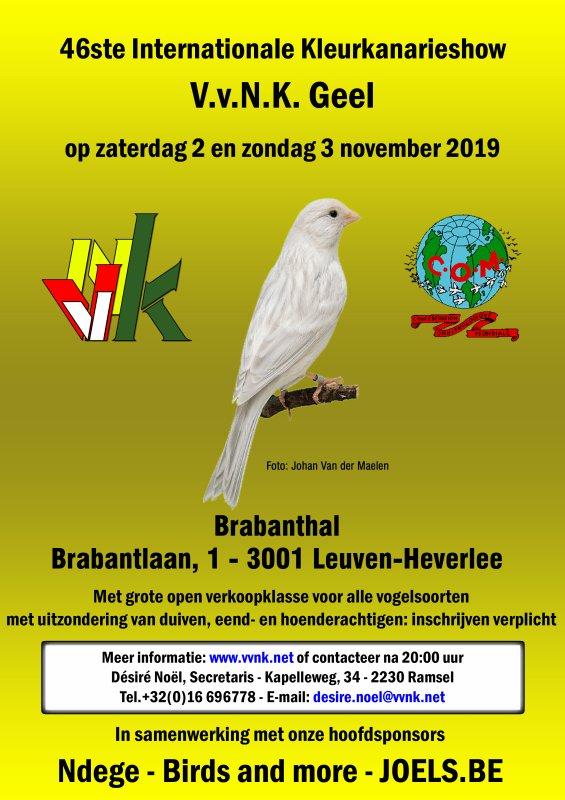 Louvain 2019
