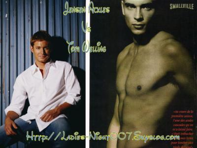 Jensen Ackles vs Tom Welling