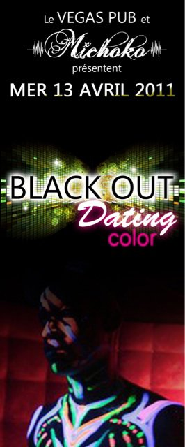 Black Out Dating @ Vegas Pub
