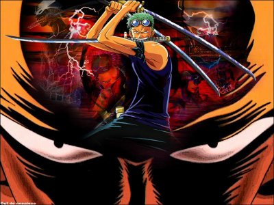 zoro de one piece