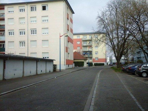 Cité SNCF GEORGES BURGER (Bischheim)