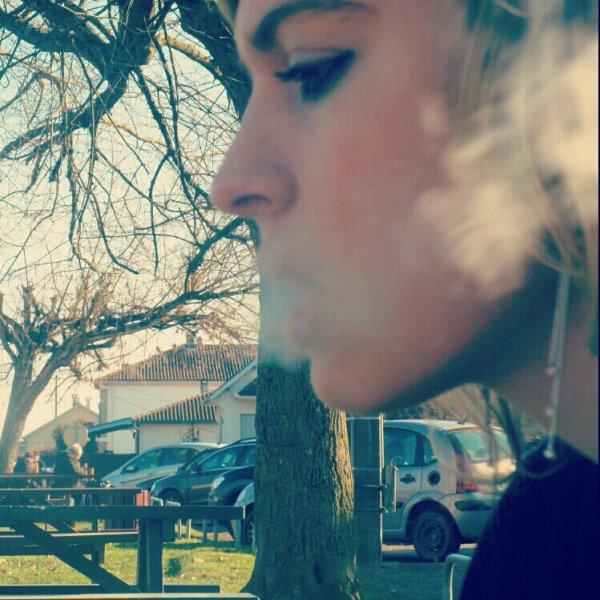 Fume avant que la vie te fume ;p