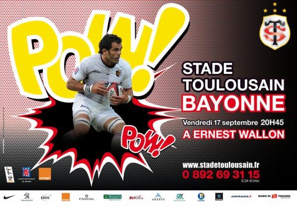 Stade Toulousain / Bayone