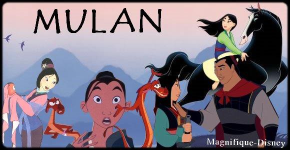 - Mulan -