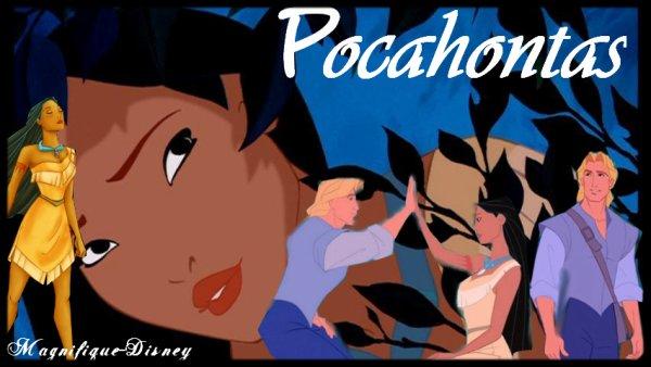 - Pocahontas -