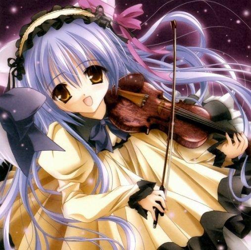 le violon c'est ma passion !!