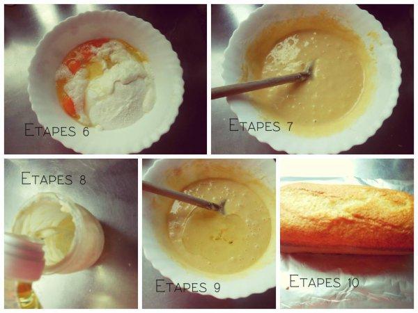 Gâteaux au yaourt