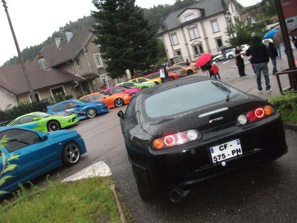 BMG tuning ,notre rasso,le 19 juillet 2012 a le thillot
