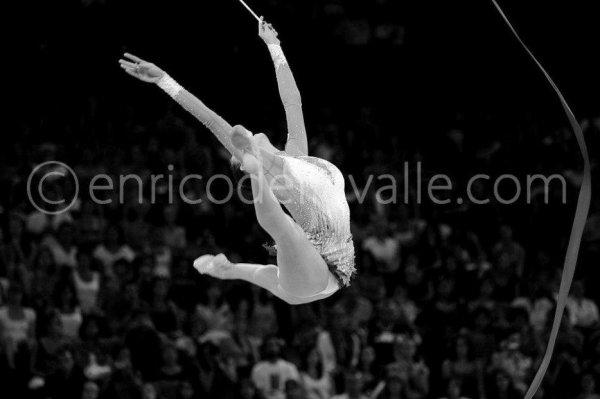 Gymnastique Rythmique.