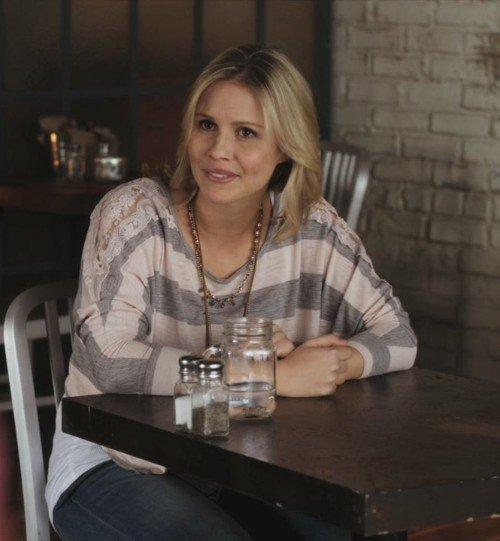 Samara Cook ( l'ex d'Emily )
