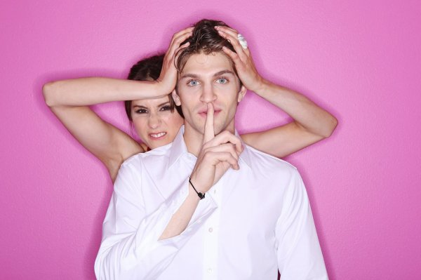 Photoshoot Spencer et Toby 1