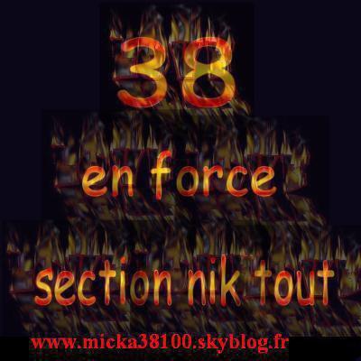 38 en force