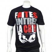 T-shirt Lacrim