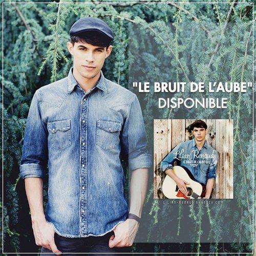 """""""Le Bruit de l'Aube"""" est disponible depuis le 13/11/2015."""