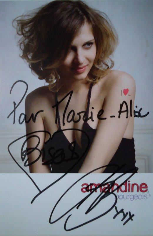 Amandine Bourgeois