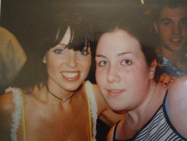 Dannii Minogue (la soeur de Kylie!)