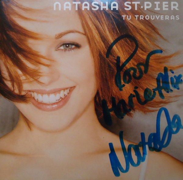 Natasha St Pier