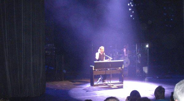 Christophe Willem - Concert 16 octobre 2010 Bordeaux