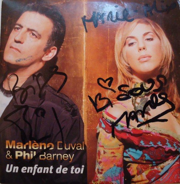 Marlène Duval & Phil Barney