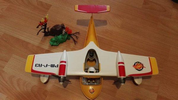 Canadair playmobil