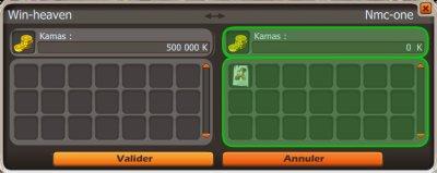 -- Dinde lvl100 turquoise a 500.000k pour la Win-Teams --
