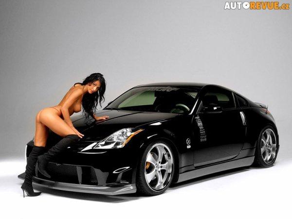 nissan femme nu